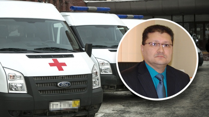 Власти Челябинской области прояснили судьбу главврача скорой после бунта работников из-за зарплат