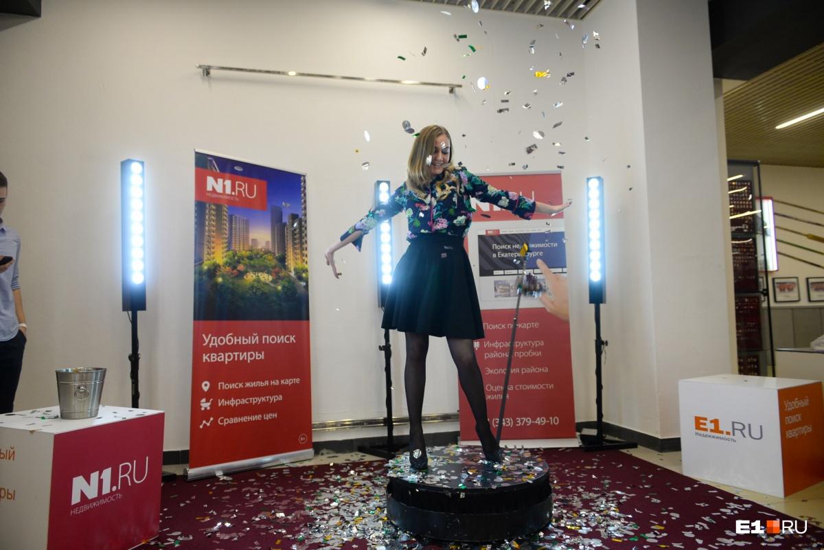 До встречи через год: на второй Народной премии E1.RU выбрали 11 лучших компаний города