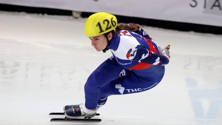 Шорт-трекистка из Челябинска завоевала вторую медаль на Универсиаде в Красноярске