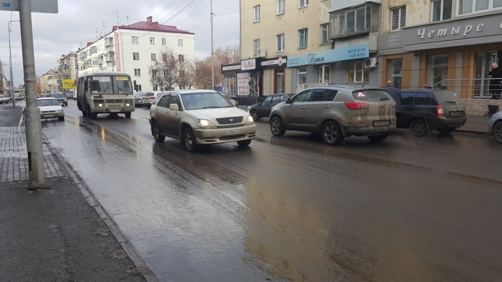 МЧС Зауралья предупреждает об ухудшении погоды в регионе