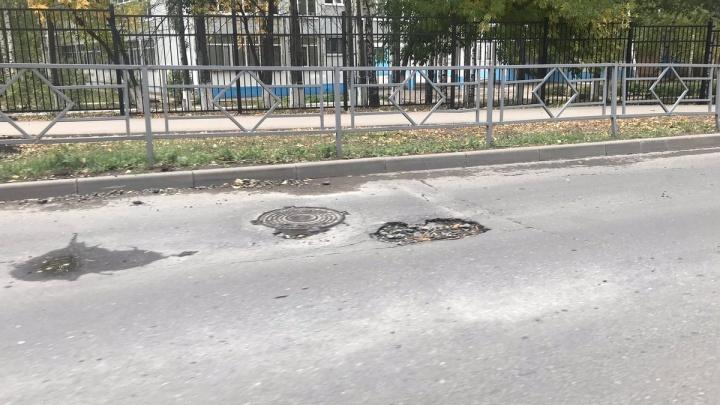 В Самаре подрядчиков обяжут отремонтировать 14 дорог за свой счет