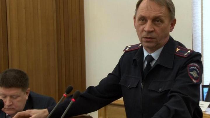 Высокопоставленный екатеринбургский полицейский пьяным устроил ДТП в центре города