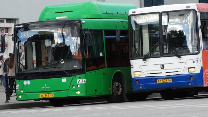 Дорого или нет?Цены на проезд в общественном транспорте Екатеринбурга будут изучать до весны