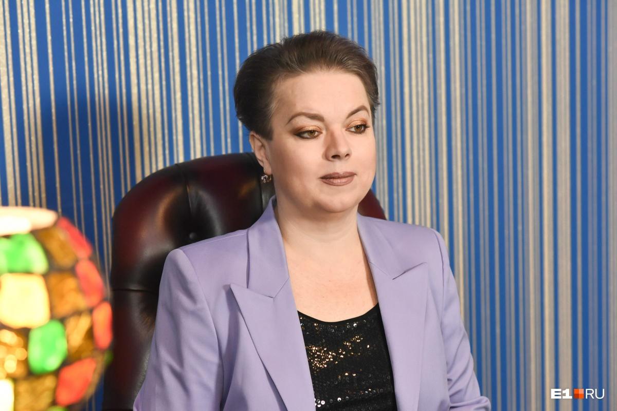 Анна Кирьянова не только психолог, но еще писатель и философ