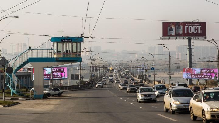 Сайлент Хилл на Оби: красивые фото утреннего тумана в Новосибирске
