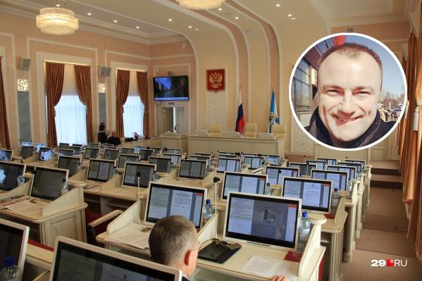 Юрий Шаров считает, что запрещать ввоз мусора в регион необходимо с помощью законопроектов