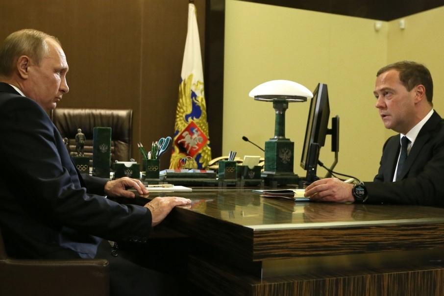 Президент Владимир Путин принял все предложения по составу нового кабинета министров, озвученные премьер-министром Дмитрием Медведевым