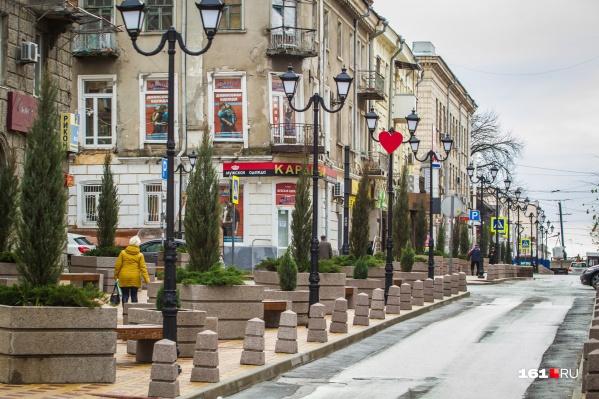 Пример Семашко и Газетного вдохновил главу Ленинского района на ремонт Шаумяна