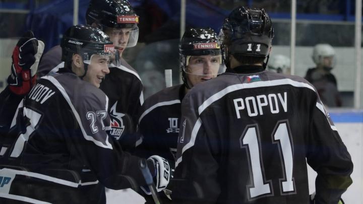 Dipol-FM проведет свой интерактив на хоккейном матче в «Геологе»