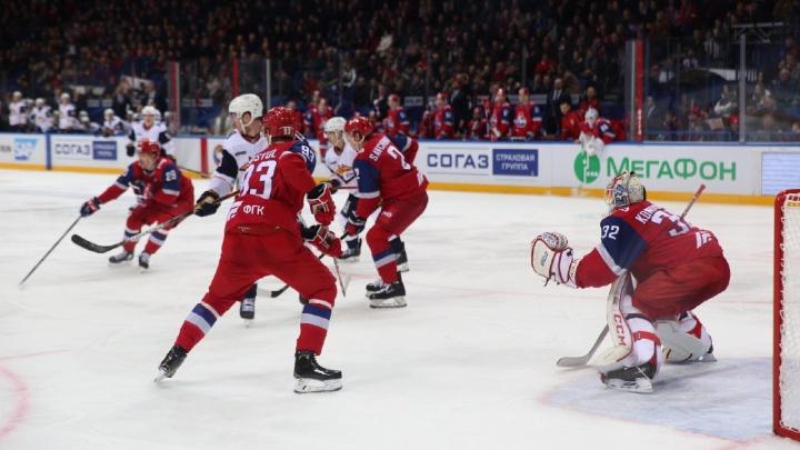 «Локомотив» обыграл «Магнитку» в серии буллитов