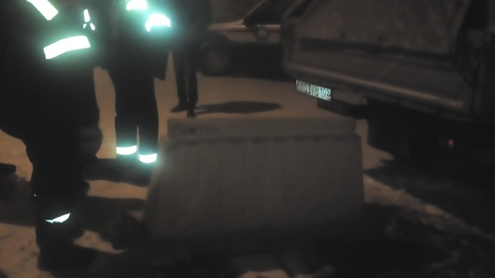 Второй случай за два дня: в Уфе в колодец упал еще один пятилетний мальчик