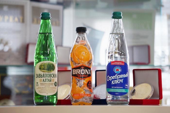 Напитки алтайского производителя — «Лучший продукт 2018»