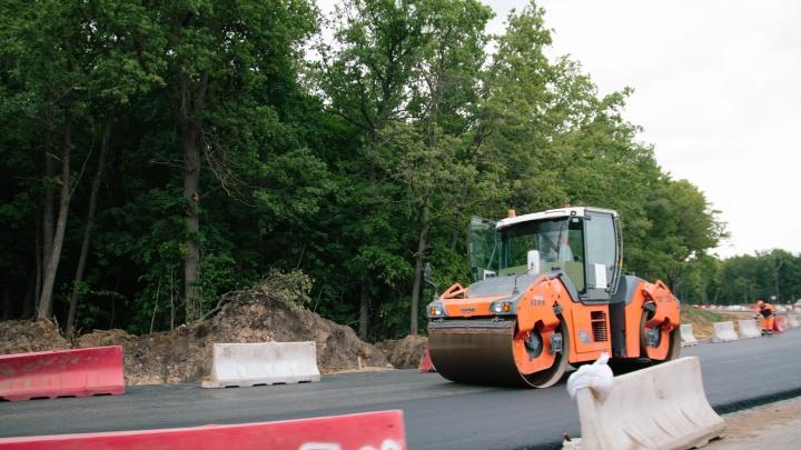 Две полосы, длина 500 метров: какой будет новая дорога в Кировском районе Самары