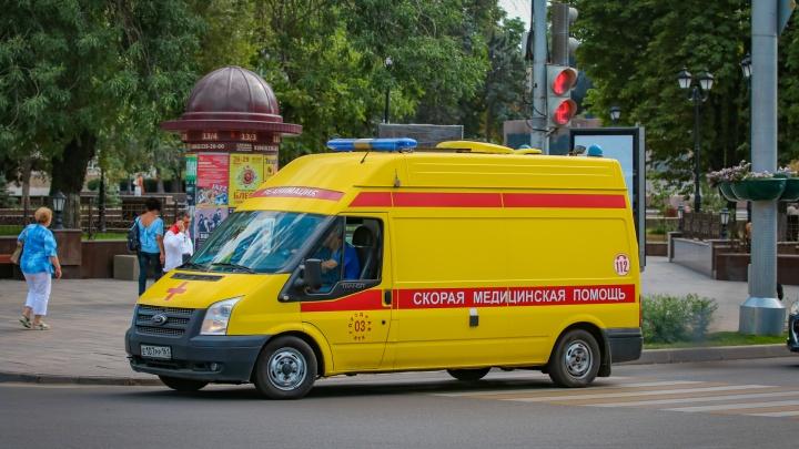 В ДТП под Ростовом погибла семья из трех человек