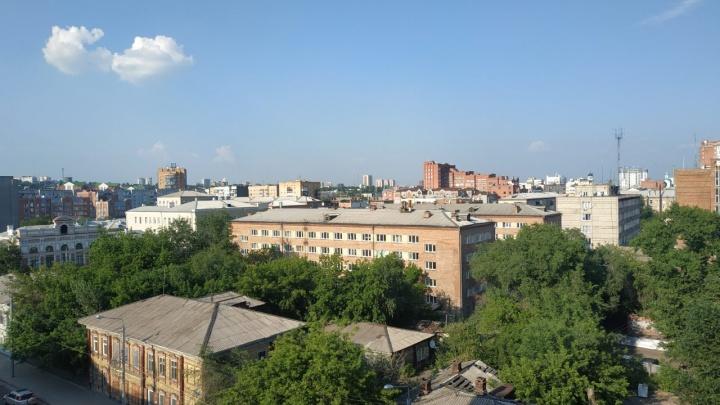 Власти решили создать свое приложение о загрязнении воздуха Красноярска