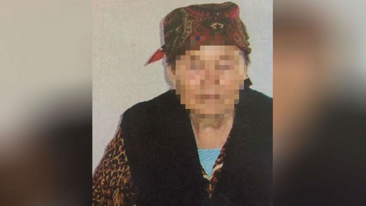 «Найдена. Погибла»: в Башкирии свернули поиски пропавшей 81-летней бабушки