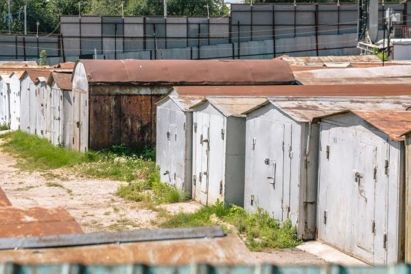 От незаконных гаражей Самару зачистят до конца этого года