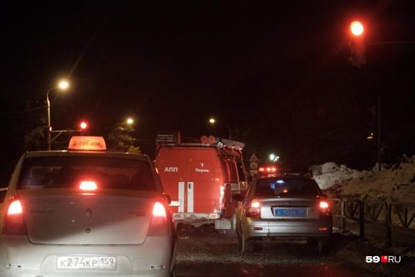 В аварии погиб водитель легковушки и его два пассажира