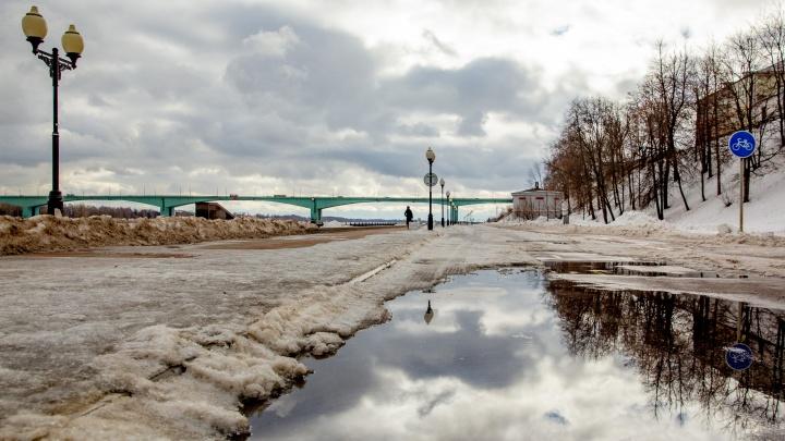 Самые тёплые дни и мощное похолодание: синоптики сообщили, что в Ярославль вернется зима