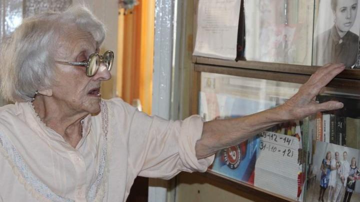 «Срывала доски, сколачивала гроб для родных»: старейшая блокадница — о жизни в осажденном Ленинграде