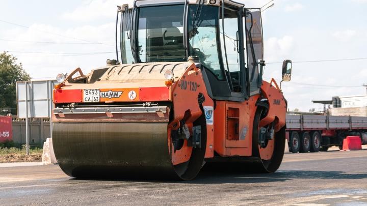 В центре и на окраине: какие дороги отремонтируют в Самаре в 2020 году