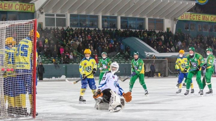 «Ребята выдержали»: «Водник» выиграл свой первый матч чемпионата России