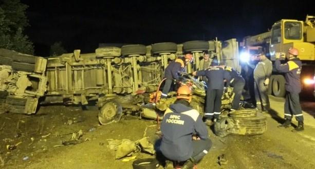 Семьи погибших в аварии на Полевском тракте получат по миллиону рублей