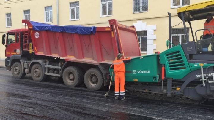 Пробки неизбежны: в Уфе одновременно ремонтируют 20 улиц
