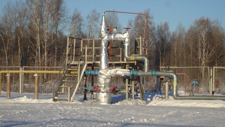 В северных районах Омской области начали отключать дома от газового отопления