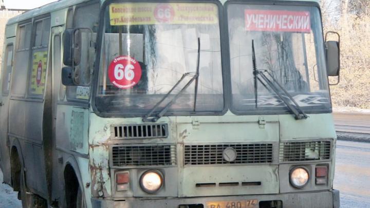 Оценили на 66: в Челябинске выбрали перевозчика для обслуживания популярного маршрута
