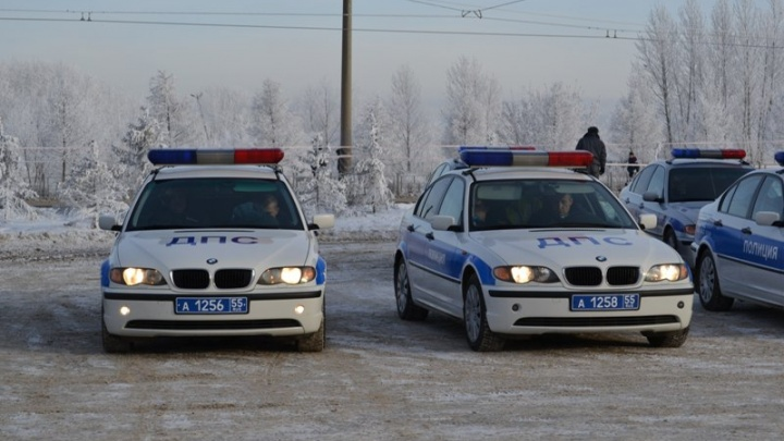 В Муромцевском районе автомобиль ВАЗ-2108 насмерть сбил человека