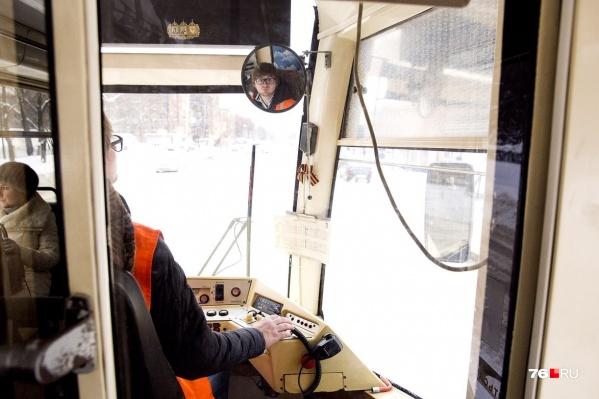 Трамвай № 9 за 2,5 месяца стал пользоваться популярностью у жителей Брагино