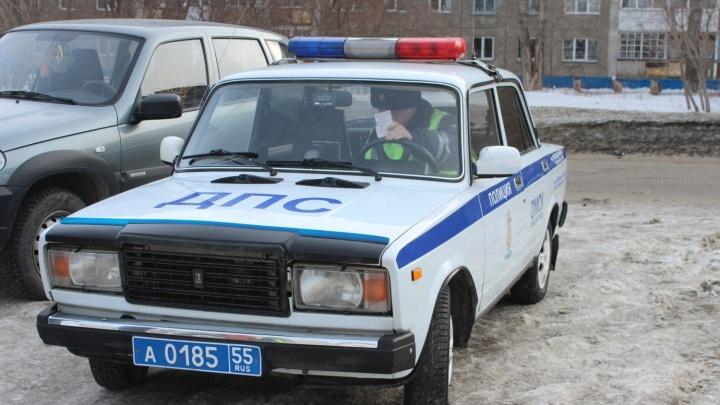 На левобережье водитель «Тойоты» сбил насмерть пешехода
