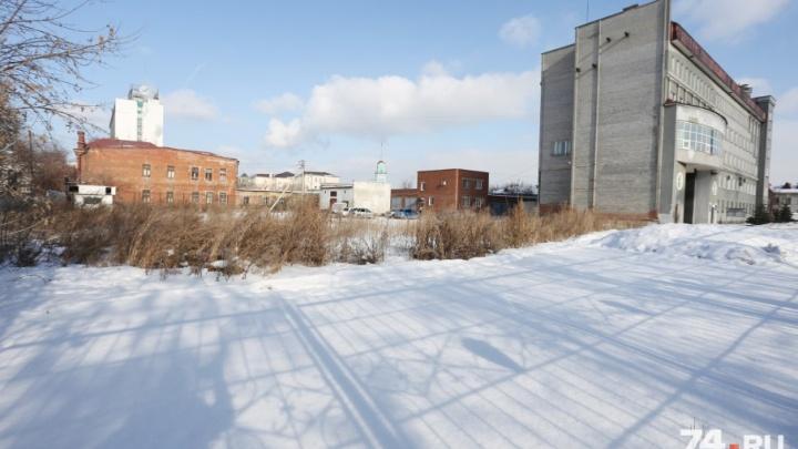 В историческом центре Челябинска построят спортивный центр для силовиков