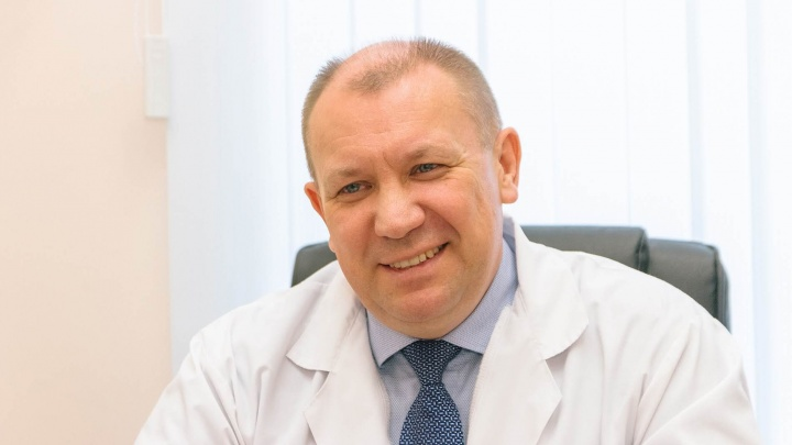 Доктор с душой байкера: интервью с председателем военно-врачебной комиссии области