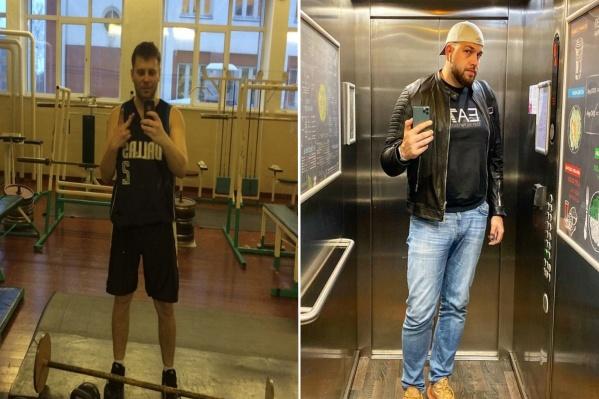 Они планируют похудеть до 90 и 120 килограмм