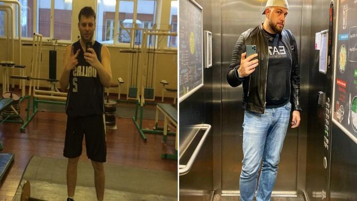 Два новосибирских бизнесмена решили похудеть и поспорили на 100 тысяч рублей