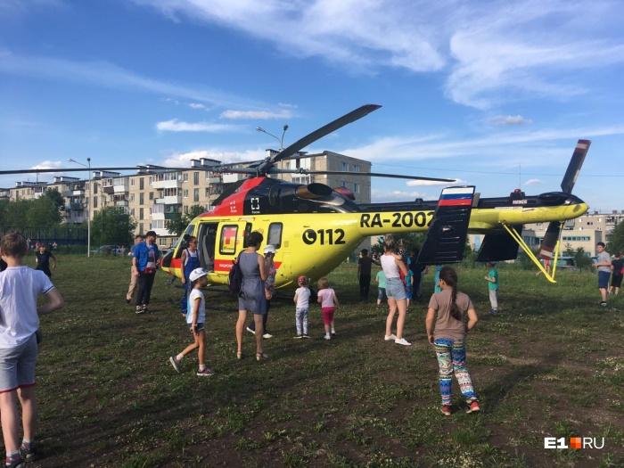 В Сысерти 6-летний мальчик выпал из окна санатория