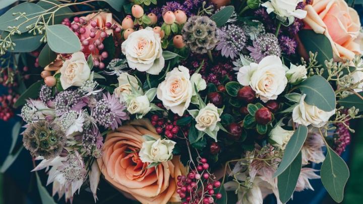 Открылся новый магазин цветов, где раздают скидку 25% на готовые букеты и композиции