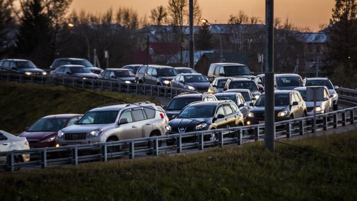 В Кировском районе построят новые дороги, чтобы избавиться от пробок