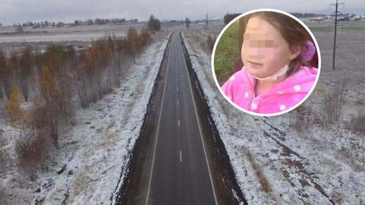 Села в машину к дальнобойщику: пропавшую 10-летнюю девочку нашли на трассе Кострома — Ярославль