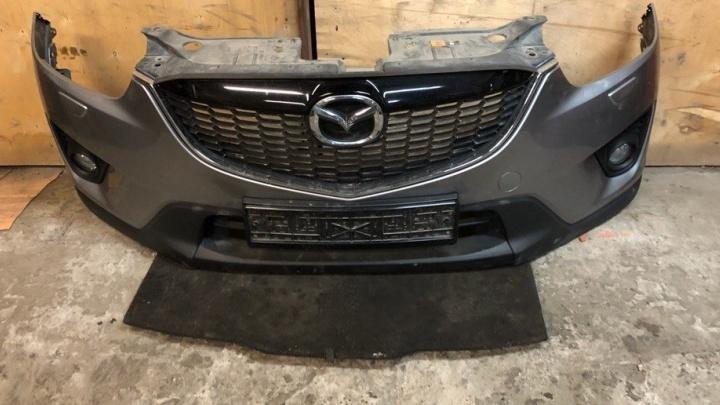 Екатеринбуржец, у которого угнали Mazda, нашёл детали своей машины в тюменском авторазборе