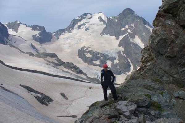 Волгоградец отправился на вершину без средств связи и в одиночку