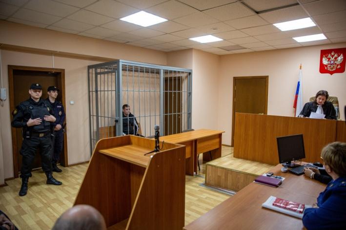 Отбывать наказание Максиму Зыбареву предстоит в колонии общего режима