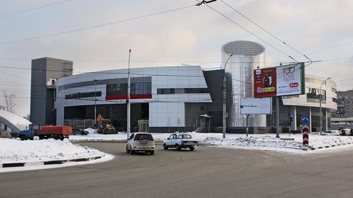 Из торгового центра на «Берёзовой роще» эвакуировали посетителей