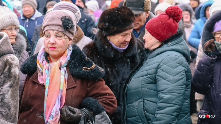 Чиновники рассказали, когда жители Самарской области будут доживать до 80 лет