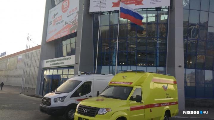 Омская скорая будет улучшать показатели за счёт волонтёров