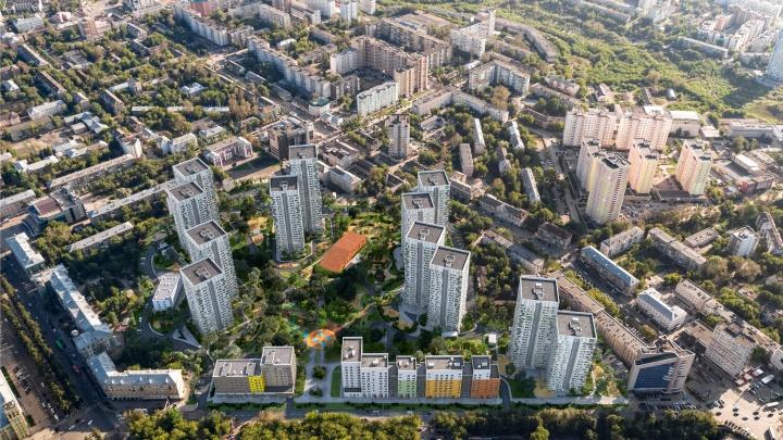 10 лучших жилых комплексов России: ЖК «Гулливер» занял 4-е место в федеральном рейтинге