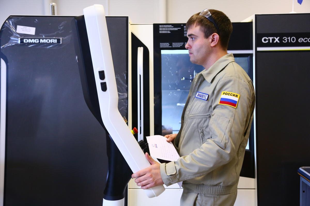 Первые среди лучших: в Екатеринбурге стартовал III корпоративный чемпионат Роскосмоса