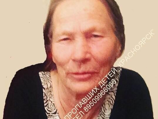 ВКрасноярске после ДТП таинственно пропала старая женщина